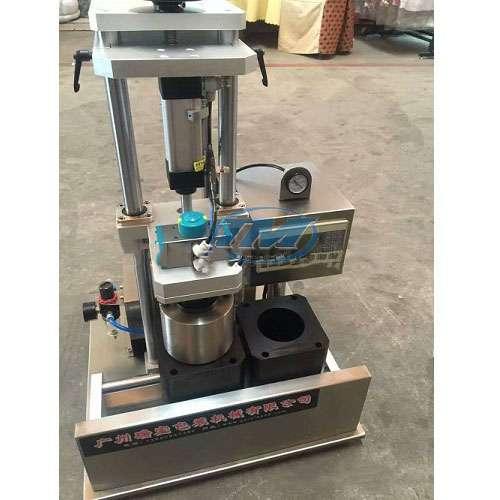 Máy đóng nắp chân không bán tự động (lọ thủy tinh) (TMDC-DB06)