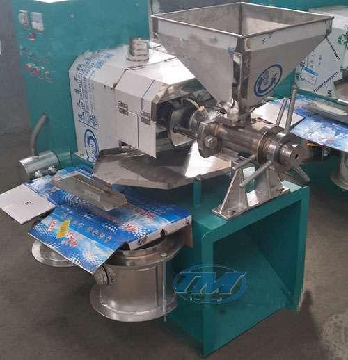 Máy ép và lọc dầu 60 kg/h (TMTP-R15)