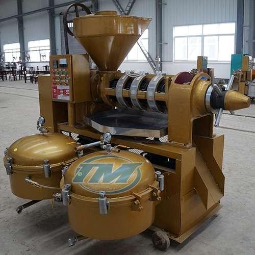 Máy ép và lọc dầu YZLXQ140 (máy ép+lọc khí nén đồng bộ) (TMTP-R17)