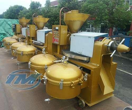 Máy ép và lọc dầu YZLXQ140 (TMTP-R17)