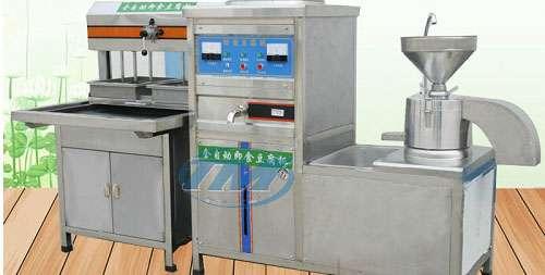 Máy làm đậu phụ 100 kg/h (TMTP-M31)