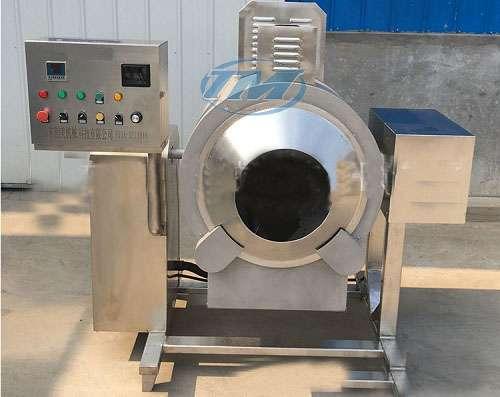 Máy rang hạt CM-GT-700 dùng điện (Inox) 48 kg/mẻ (TMTP-N21)