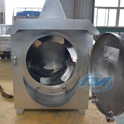 Máy rang hạt CY-550 dùng điện (Inox) 50-100 kg/h (TMTP-N11)