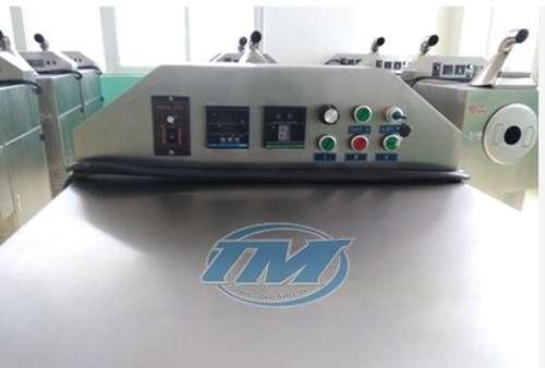 Máy rang hạt DCCY 7-15 dùng điện (Inox) 70 kg/mẻ (TMTP-N17)