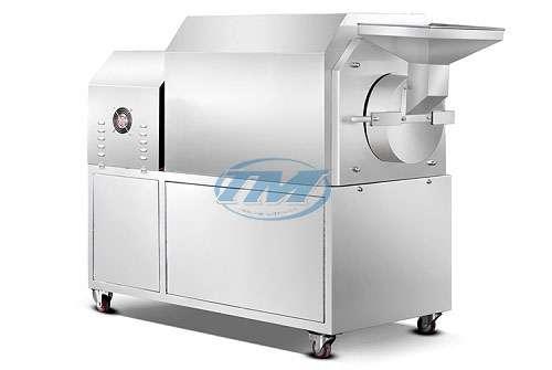 Máy rang hạt HH-100D dùng điện (Inox) 60-100 kg/h (TMTP-N19)