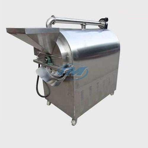 Máy rang hạt LQ50X dùng điện (Inox) 35-50 kg/mẻ (TMTP-N24)