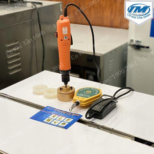 Máy siết nắp chai cầm tay (TMDC-DA05)