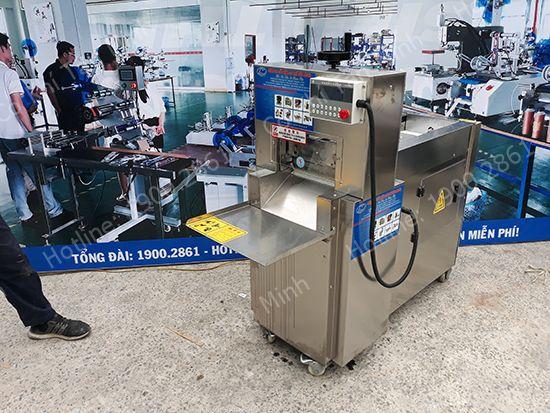 TMTP-E29 Máy thái thịt đông lạnh