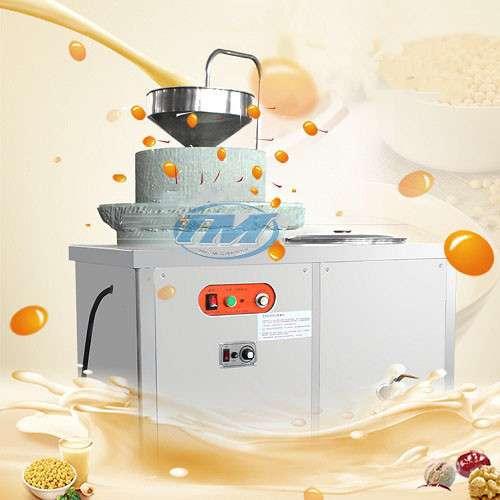 Dây chuyền xay và nấu đậu cối đá dùng điện (TMTP-M32)