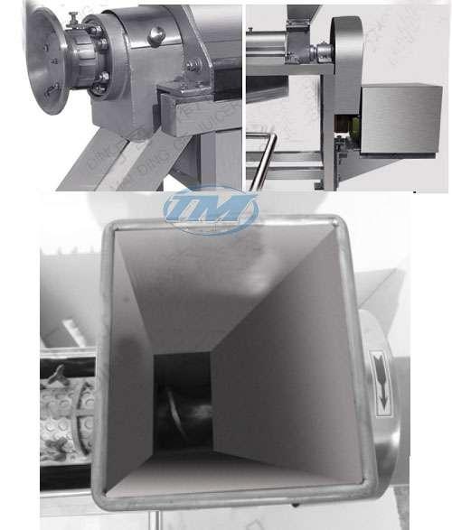Máy xay, ép trái cây công nghiệp 500kg/h (TMTP-OE04)