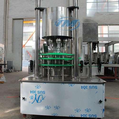 Máy xoáy nắp chai bán tự động 6 đầu (TMDC-DA03)