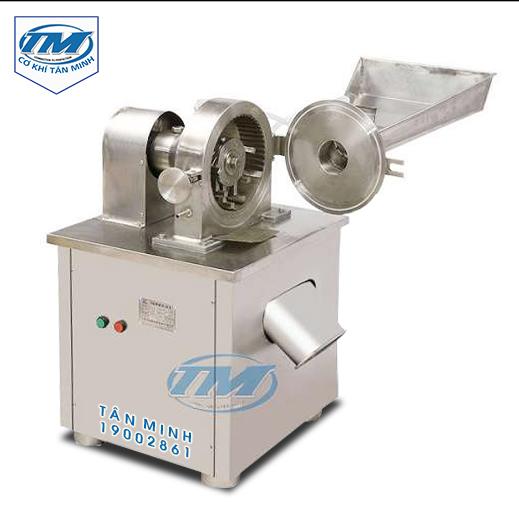 Máy nghiền dược liệu siêu mịn WN-500+ (TMND-A08)