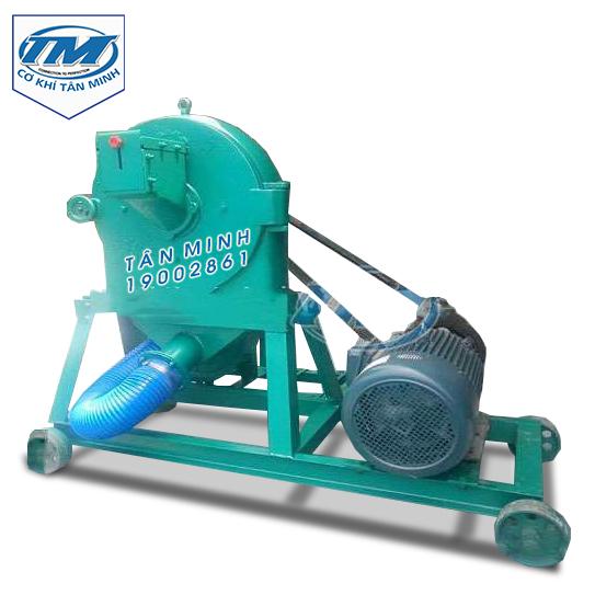 Máy nghiền dược liệu công suất lớn 9FZ-500 (TMND-A15)