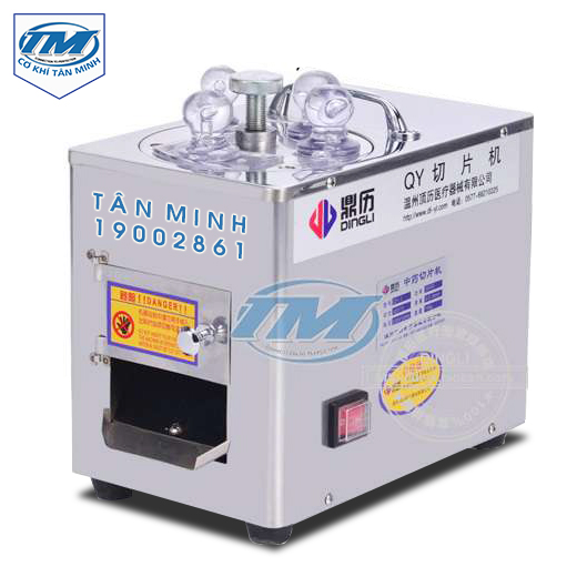 Máy thái dược liệu QY-1 (TMND-C01)