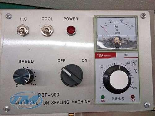 Máy hàn liên tục có thổi khí Nito DBF-900