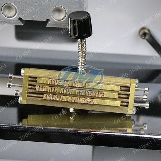 Máy in date trên chất liệu da, giấy (TMĐG-D18)