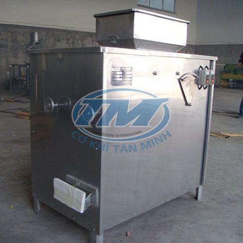 Máy tách vỏ lụa hạt lạc DTJG-300 (TMTP-OA13)