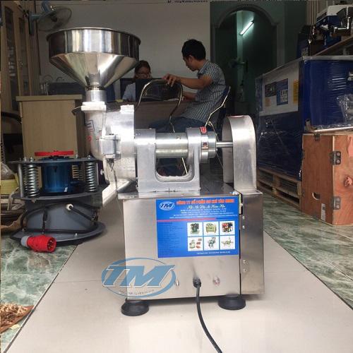 Máy xay bột gạo nước Henglian DM-WP120 (TMTP-L15)