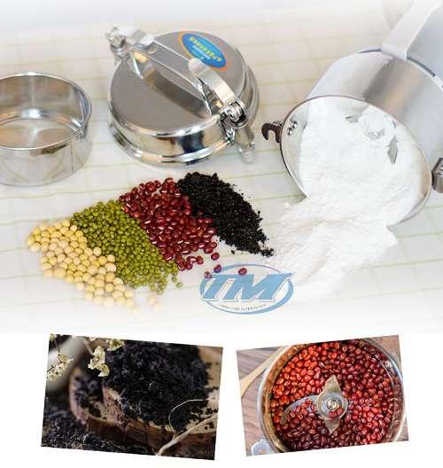 Máy xay bột & nghiền thảo dược JP-300A (300 gam) (TMTP-L13)