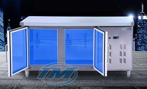Tủ mát inox 2 cánh 1.5 m (TMTP-PC20)