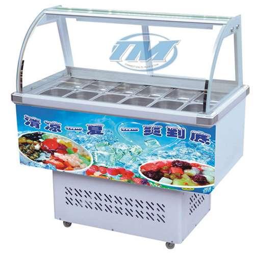 Tủ trữ kem ký 12 khay (TMTP-PC18)
