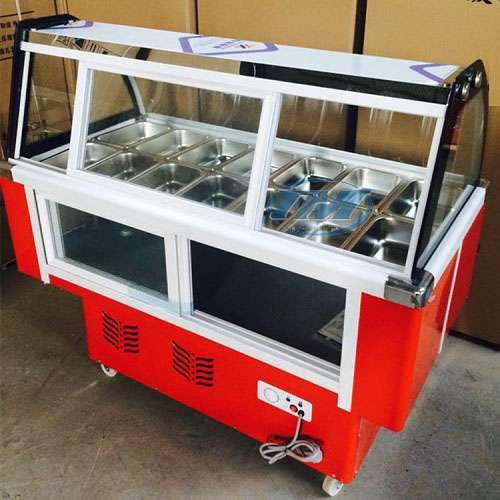 Tủ trữ kem ký SC-14 khay (TMTP-PC16)