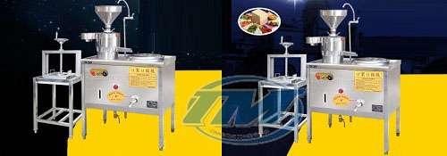 Bộ dây chuyền SX đậu phụ liên hoàn 50 kg/h (TMTP-M40)