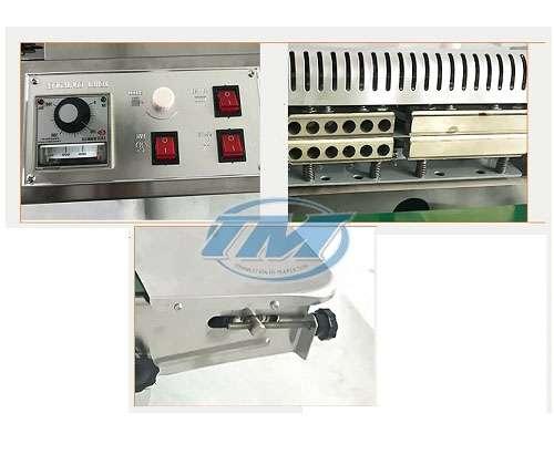 Máy hàn liên tục FR-900 (inox) (TMĐG-A22)