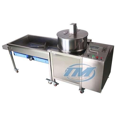 Máy làm bắp rang bơ công nghiệp bằng điện (có giá đổ) (TMTP-NA11)