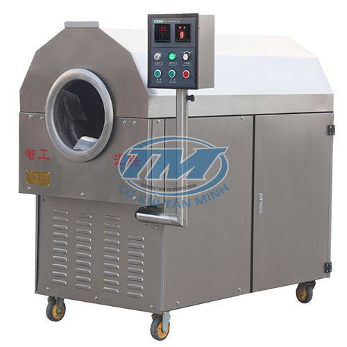 Máy sao dược liệu DCCZ 5-10 (TMND-B05)