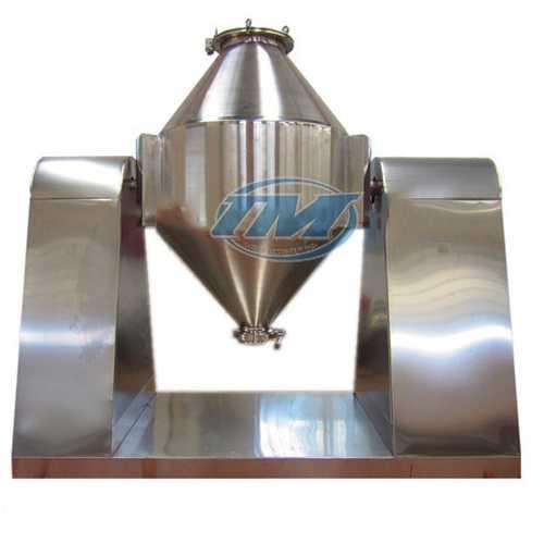 Máy trộn bột khô dạng trống 400 kg/mẻ (Inox) (TMTP-LA36)