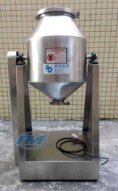 Máy trộn bột & phụ gia, bột hóa chất (12kg) (TMTP-LA39)