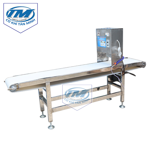 Máy cắt đoạn thực phẩm bánh gạo, quẩy (TMTP-LB21)