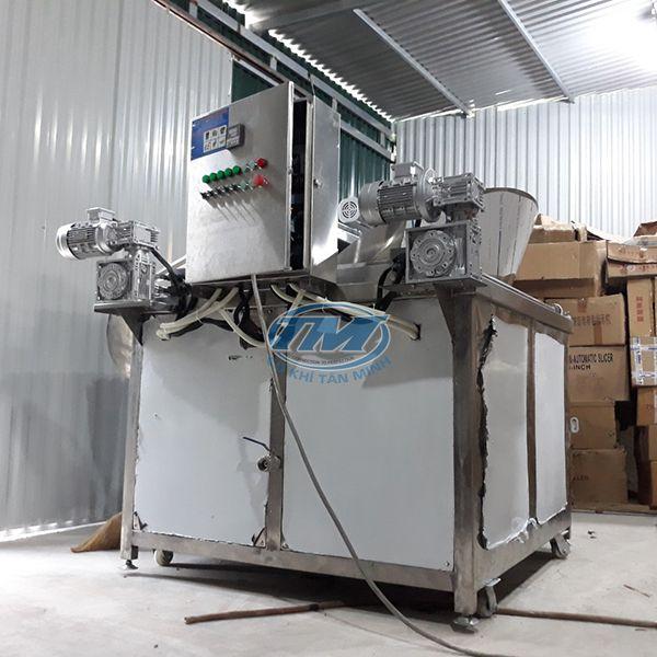 Máy chiên & xào công nghiệp 500L (TMTP-NB42)