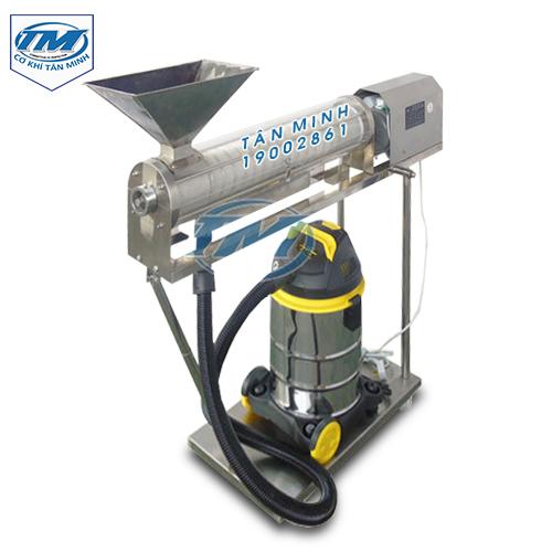 Máy đánh bóng viên thuốc (TMND-J01)