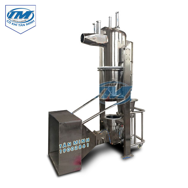 Máy sấy tầng sôi tạo hạt FL-120 (TMND-O02)