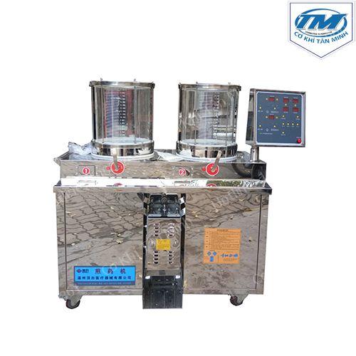 Máy sắc thuốc và đóng gói 2 nồi (TMND-G02)