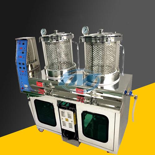 Máy sắc thuốc và đóng gói 2 nồi áp suất VYJ-2+1 (TMND-G06)