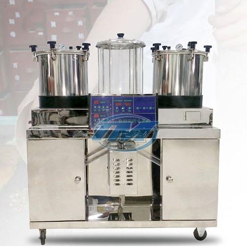 Máy sắc thuốc và đóng gói nồi 3 (TMND-G04)