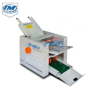 Máy gấp toa thuốc, đơn thuốc ZE-8B/4 (TMND-F01)
