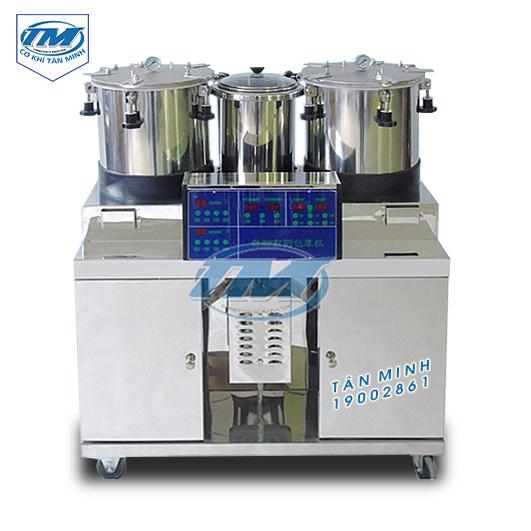 Máy sắc thuốc và đóng gói 2 nồi áp suất (TMND-G03)