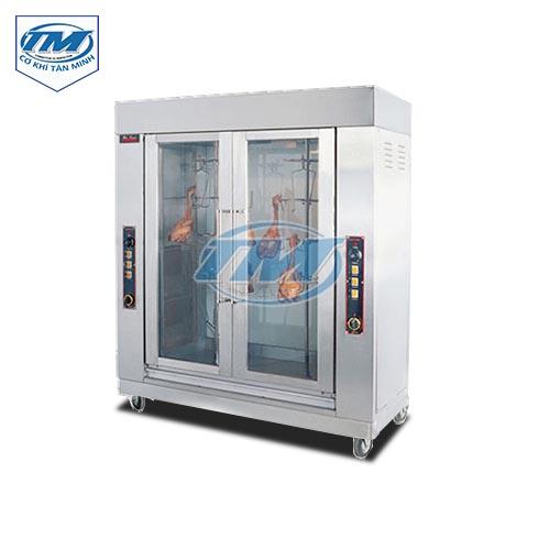 Lò quay vịt bằng điện YXD-206 dạng 2 cửa (TMTP-I32)