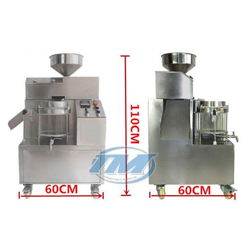 Máy ép và lọc dầu MYLS-01 (TMTP-R16)