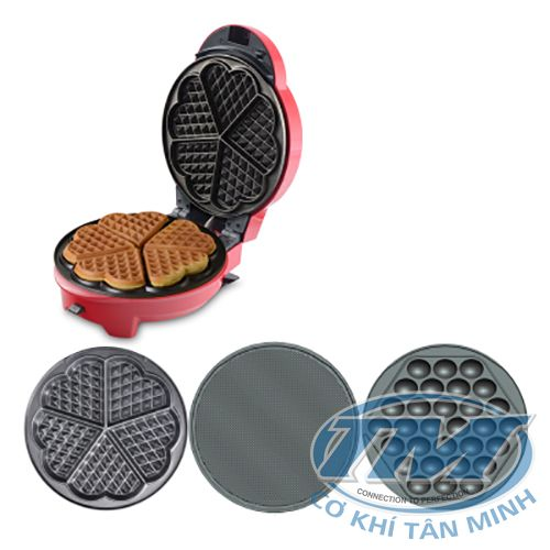 Máy nướng bánh mini (TMTP-LD09)