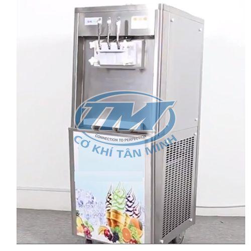 Máy làm kem tươi  2 lốc 3 vòi (TMTP-PA21)