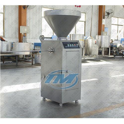 Bộ máy đùn xúc xích khí nén + máy dập đầu xúc xích (TMTP-G19)