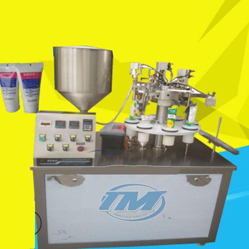 Máy chiết rót tuýp kem tự động 30-200ml (TMDC-D41)