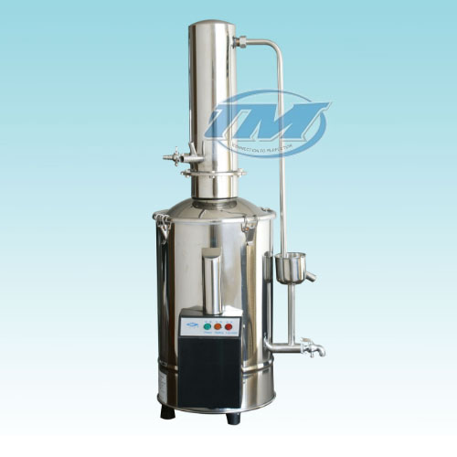 Máy chưng cất nước 1 lần 5 lít/h (TMTP-RB10)
