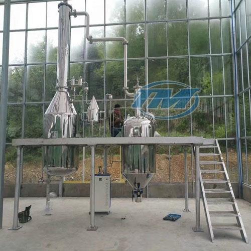 Máy chưng cất tinh dầu bằng phương pháp thủy phân 500L (TMTP-RB09)