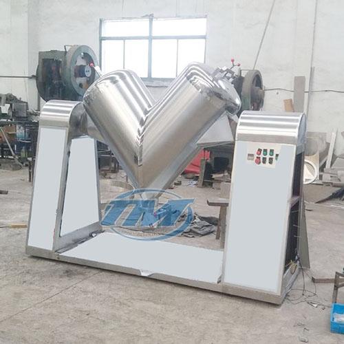 Máy trộn bột khô chữ V 1500 lít (Inox 304) (TMTP-LA68)